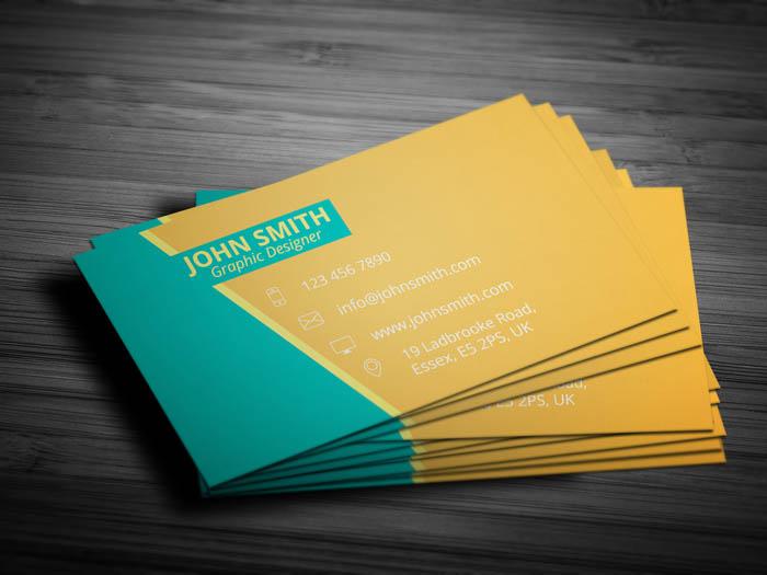 Wedding Service Business Card - Back