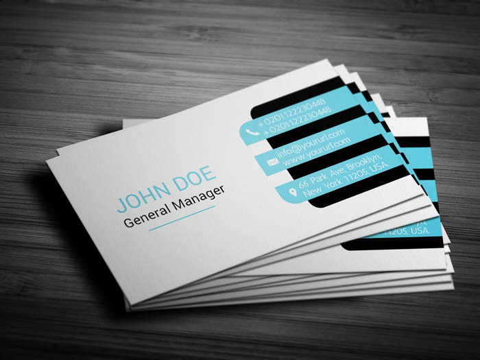 Mlm Business Card - Back
