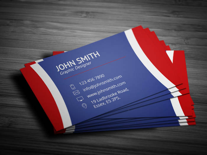 Professional Painter Business Card - Back