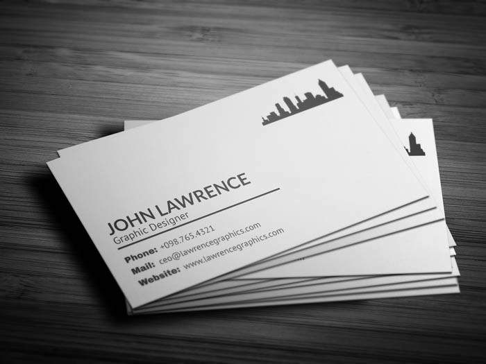Home Inspector Business Card - Back