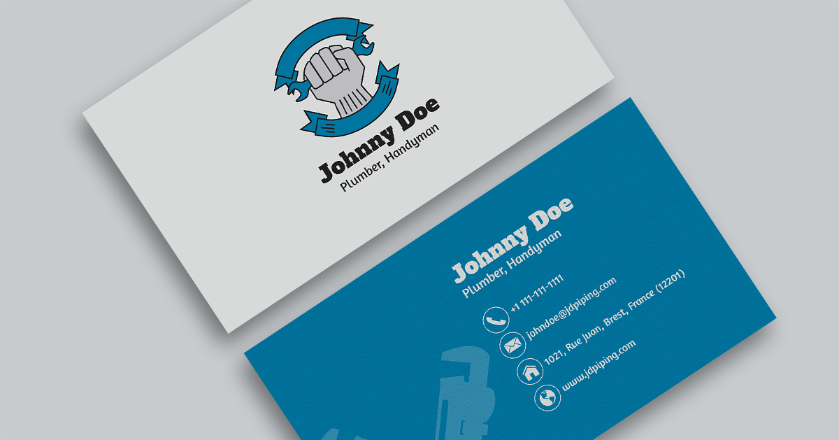 Handyman Stylist Business Cards - 20+ Quirky, Fully Customizable ...