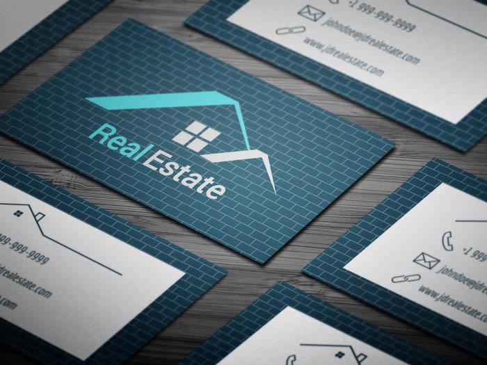 Real Estate Appraisal Business Card