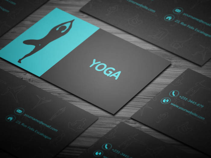 Prenatal Yoga Business Card