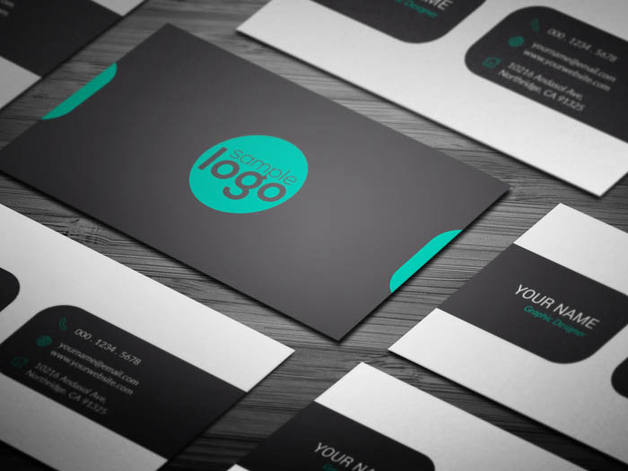 Brand Manager Business Card