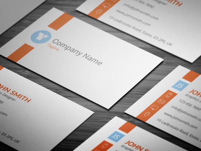 Elegant Designer Business Card