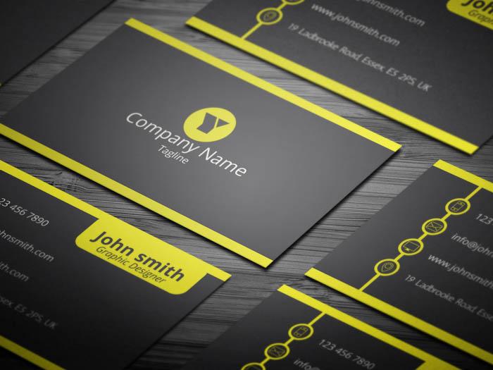Management Business Card