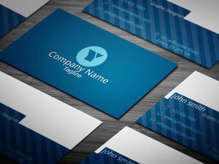 Industrial Designer Business Card