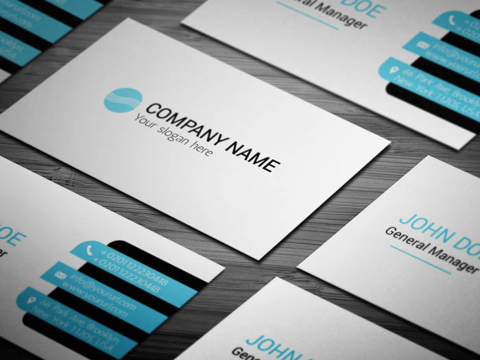 Mlm Business Card