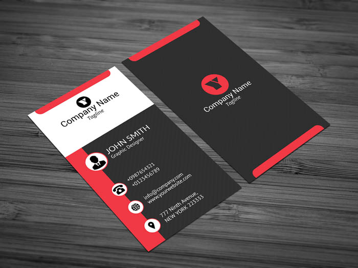 Free Accounting Business Card Template