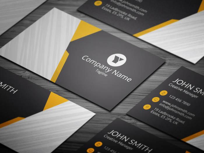 Car Salesman Business Card