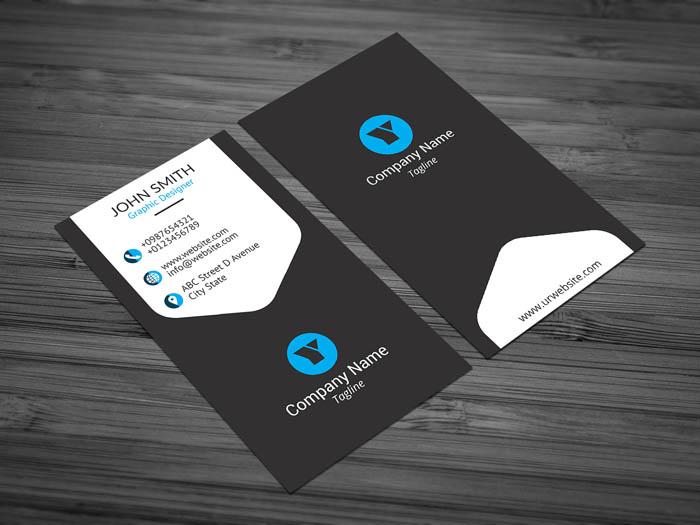 Freelancer Business Card