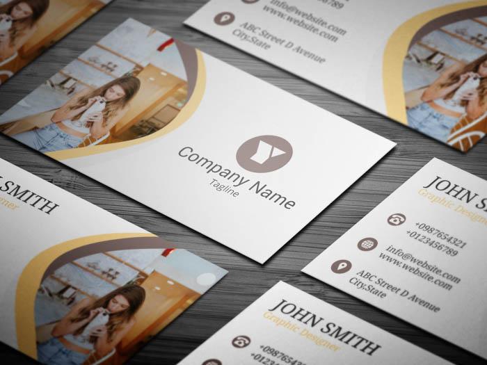 Digital Marketer Business Card