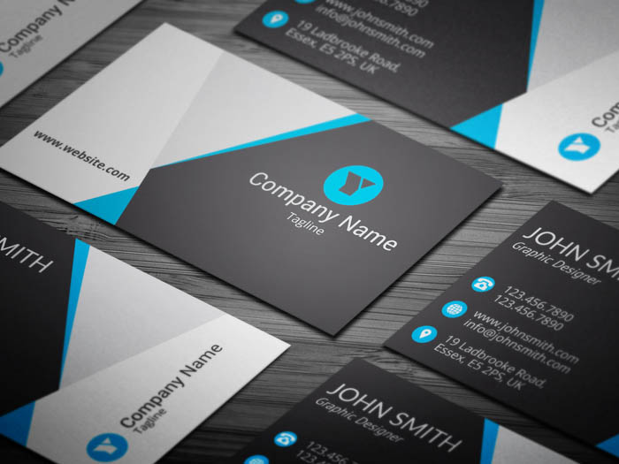 Ux Designer Business Card