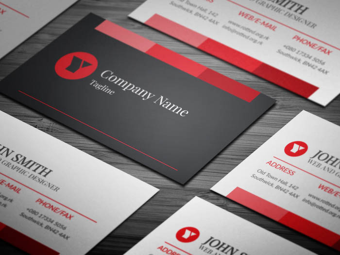 Event Specialist Business Card