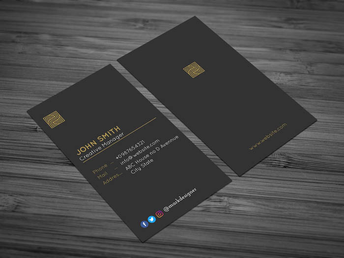 Free Event Planning Business Card Template