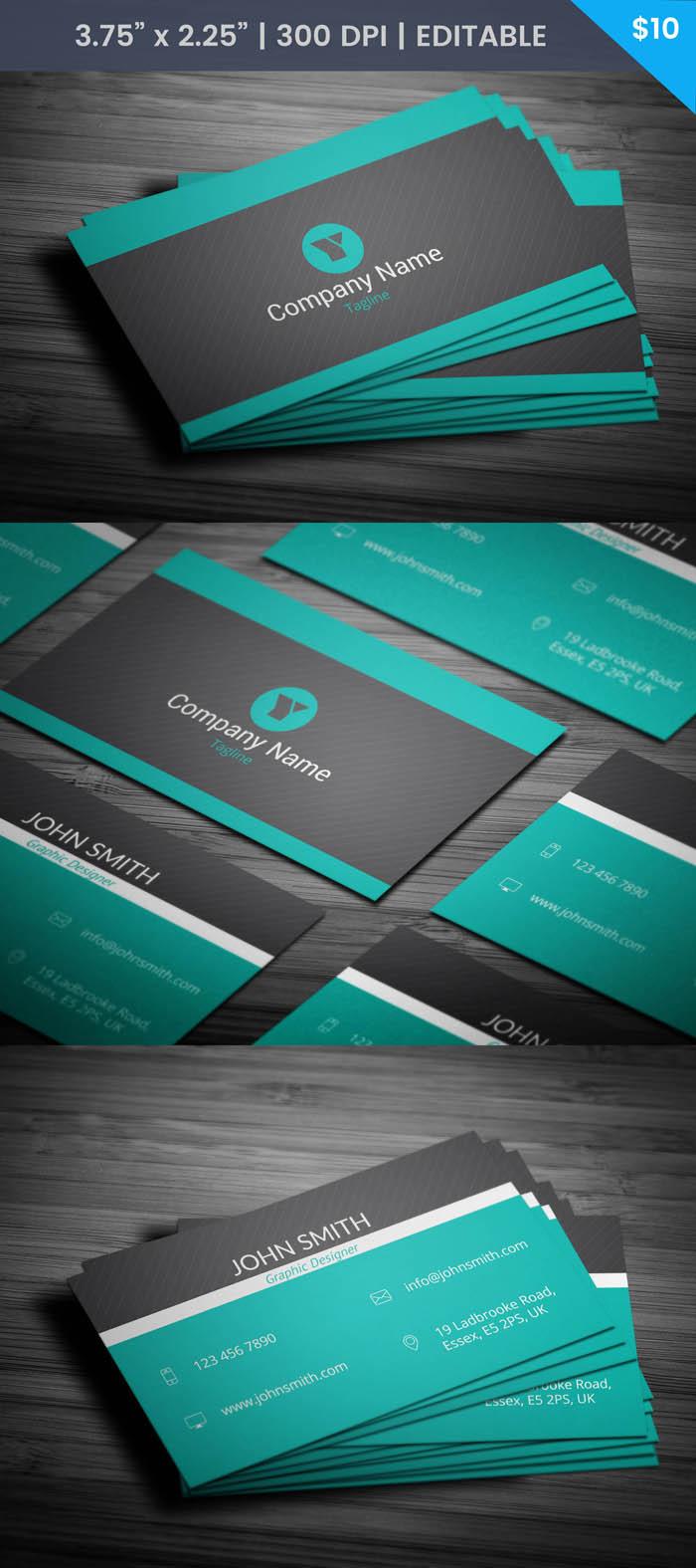 Free Massage Therapist Business Card Template