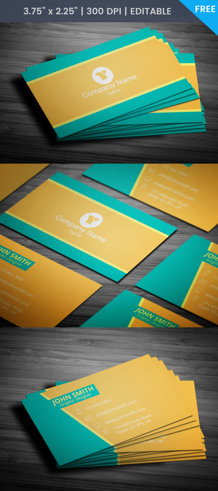 Free Wedding Service Business Card Template