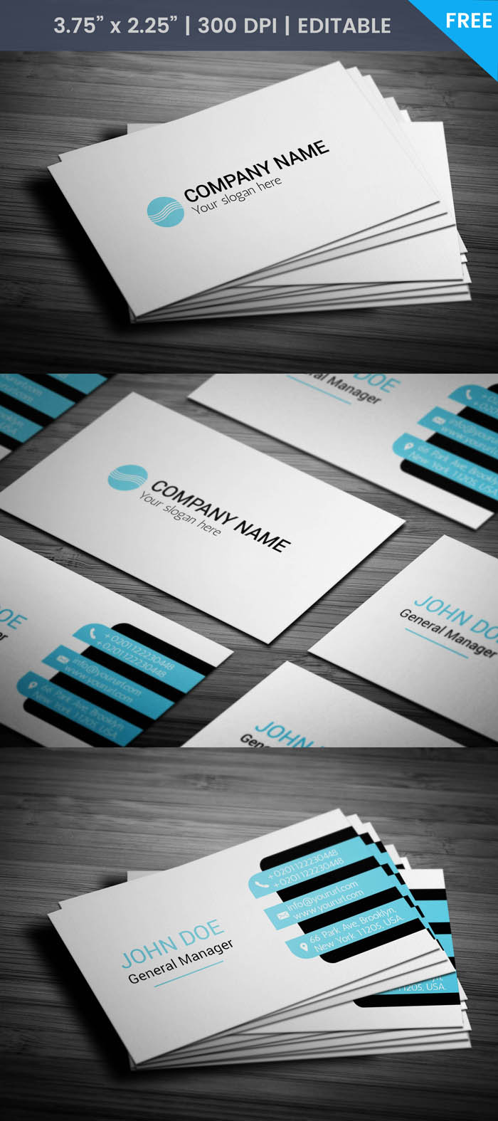 Free Mlm Business Card Template