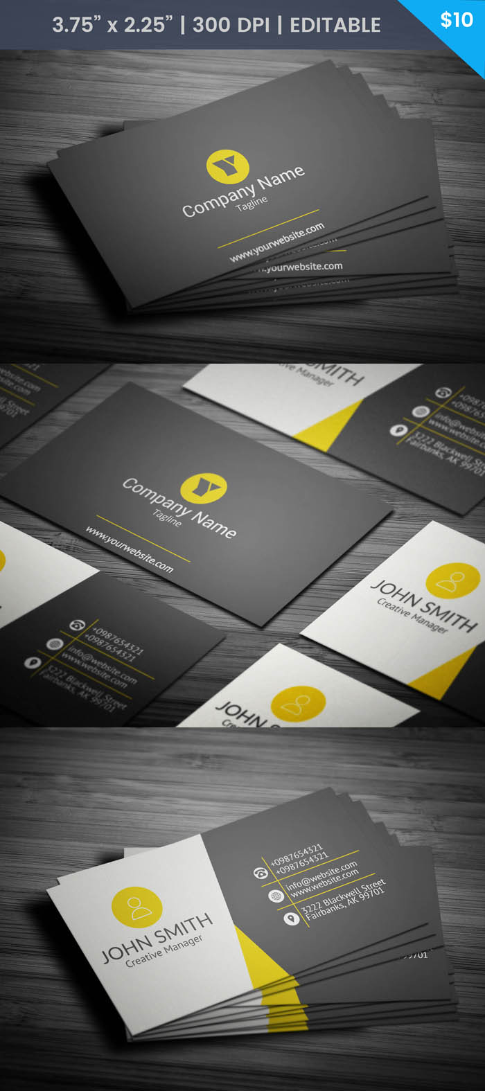 Free Travel Agent Business Card Template
