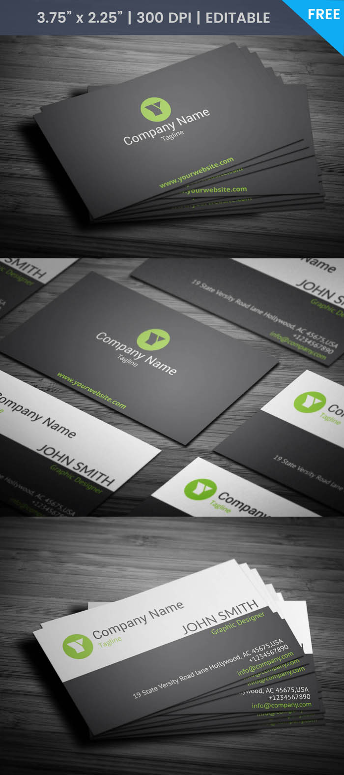 Free Interior Decorator Business Card Template