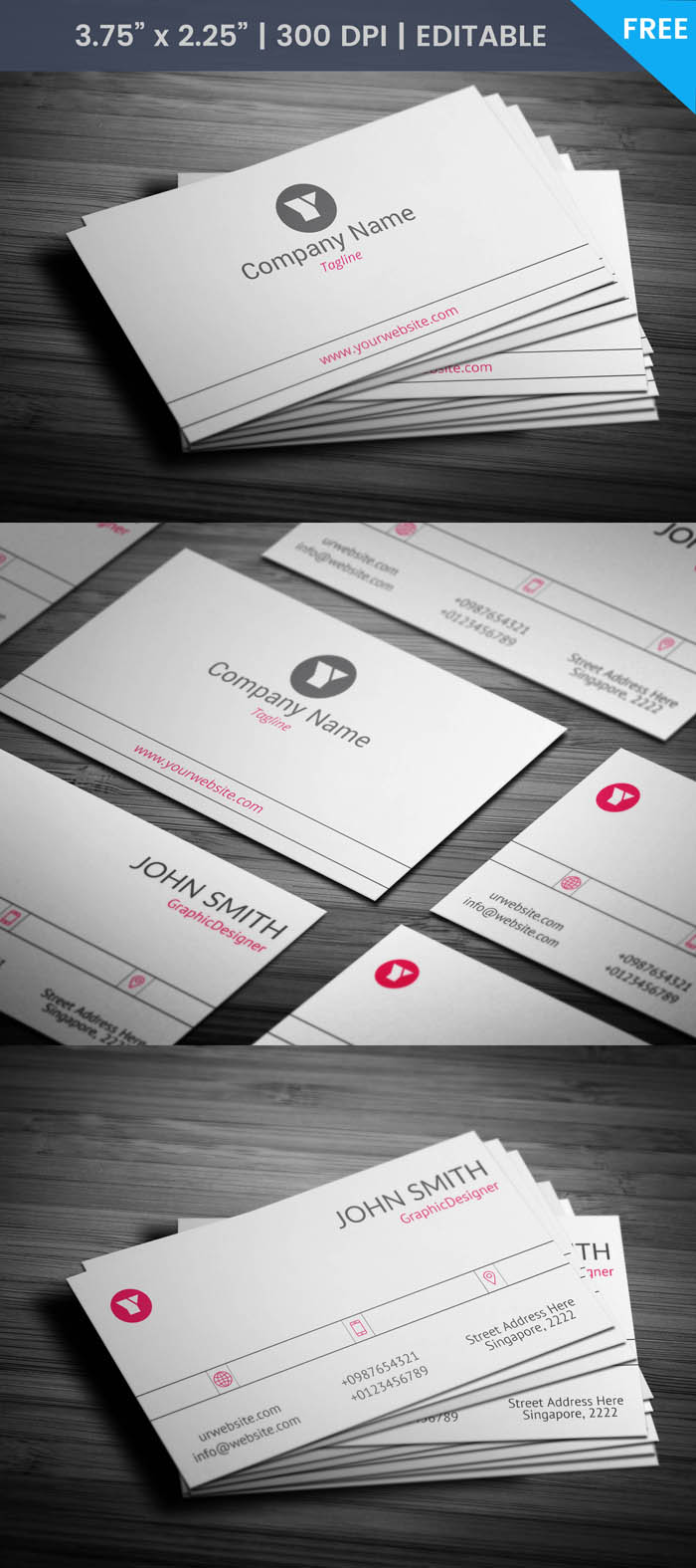 Free Tutor Business Card Template