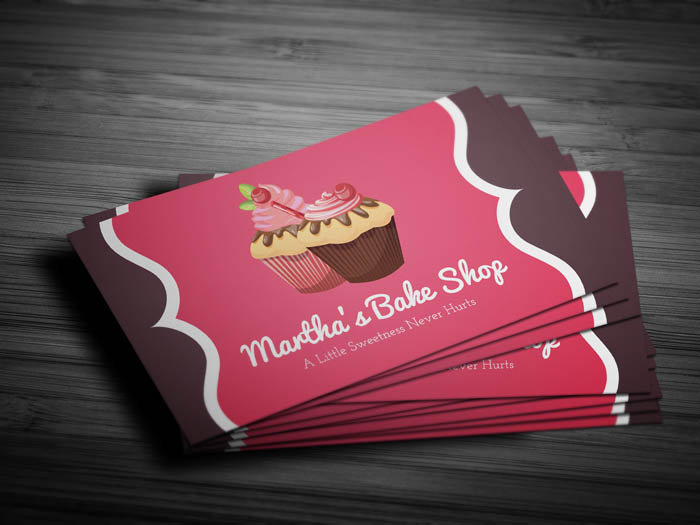 Free pastry chef business card template pastry chef business card front colourmoves