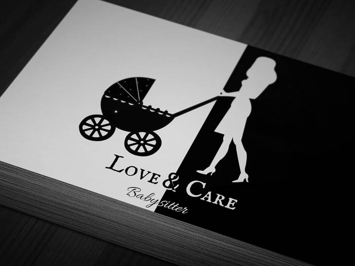 Daycare Business Card - Front