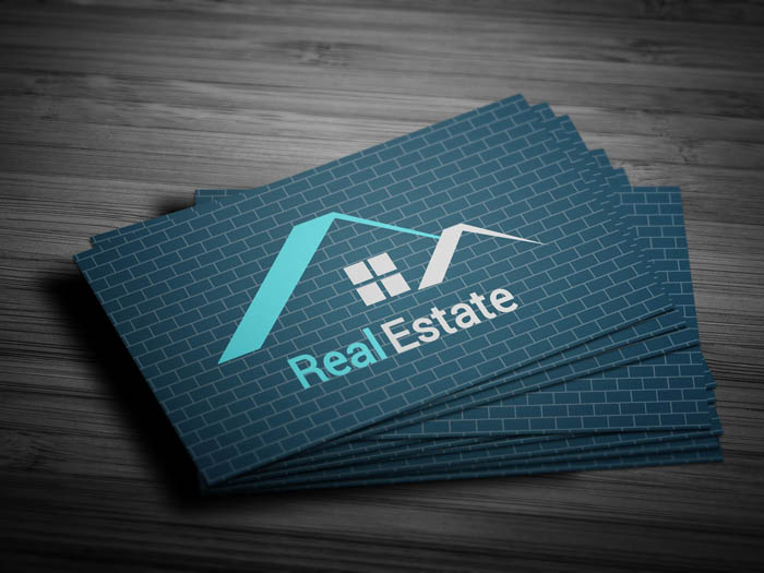Real Estate Appraisal Business Card - Front