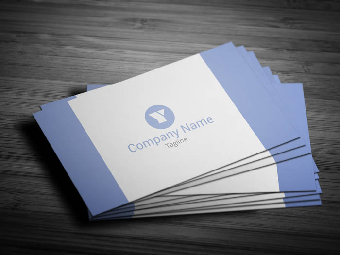 Creative Director Business Card - Front