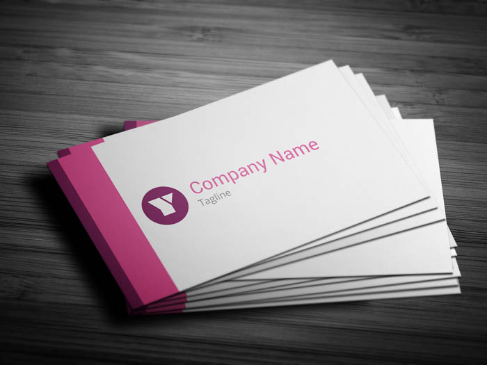 Divorce Lawyer Business Card - Front