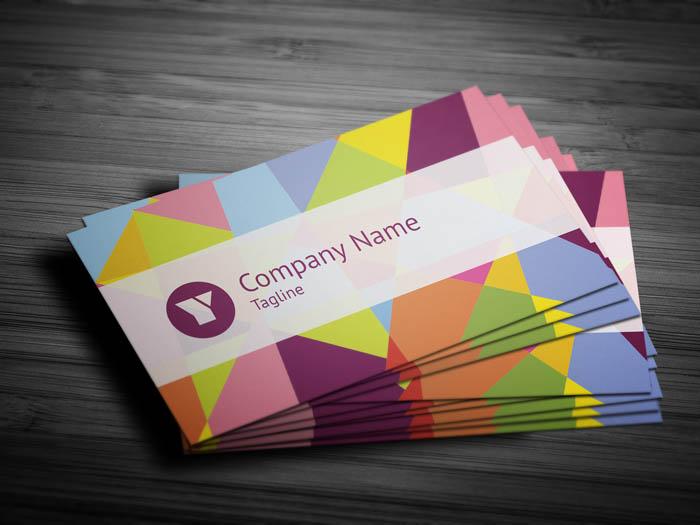 Translator Business Card - Front