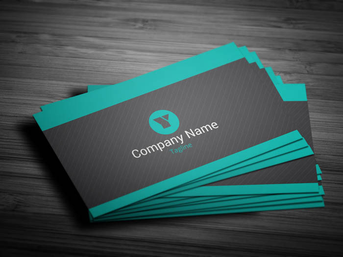 Massage Therapist Business Card - Front
