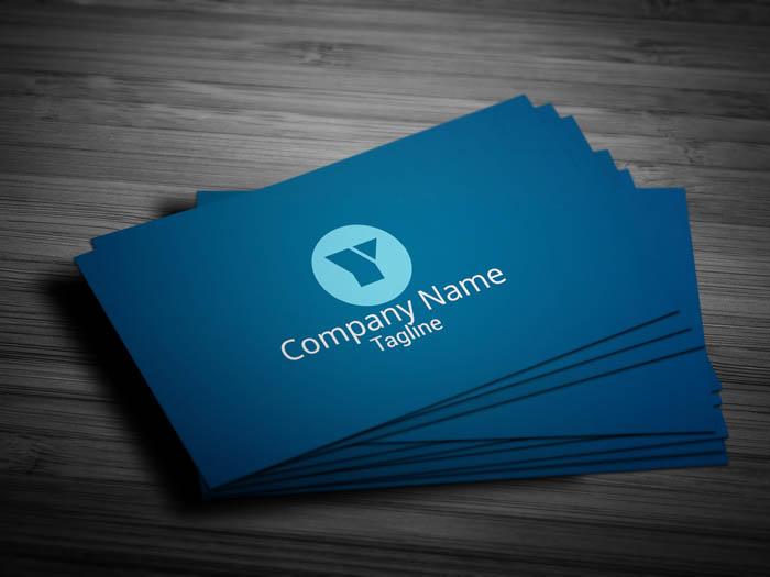 Industrial Designer Business Card - Front