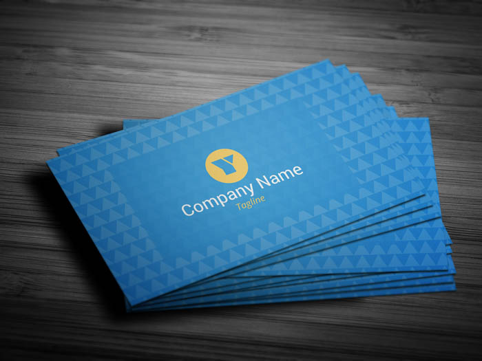 Freelance Developer Business Card - Front