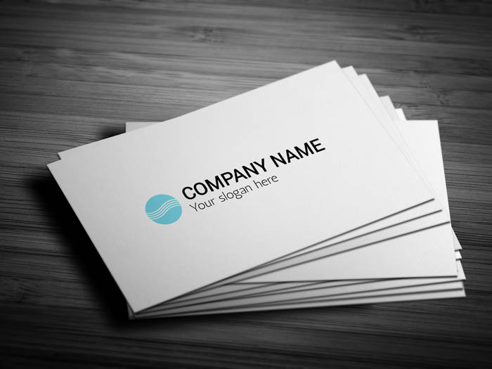Mlm Business Card - Front