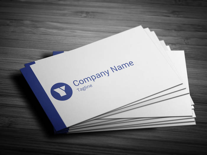 Software Developer Business Card - Front