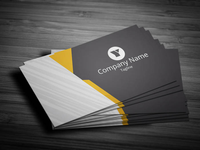 Car Salesman Business Card - Front