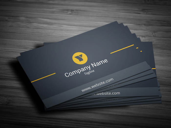 Trainer Business Card - Front