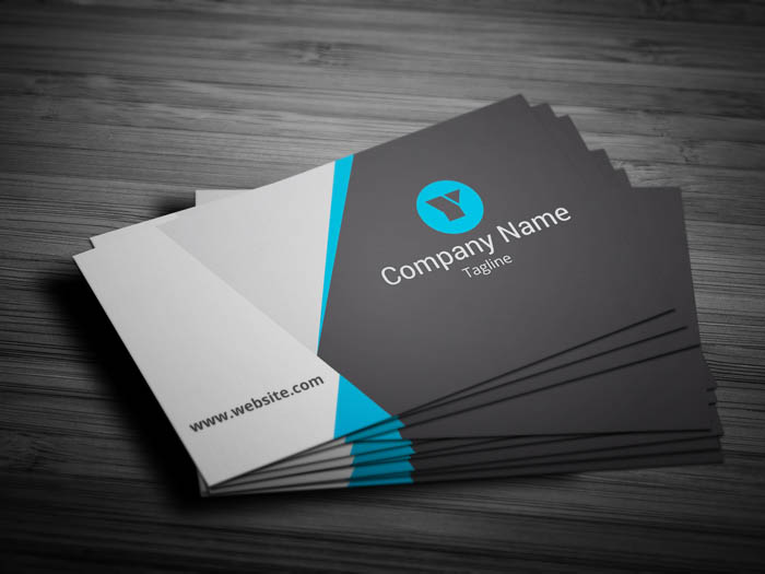 Ux Designer Business Card - Front