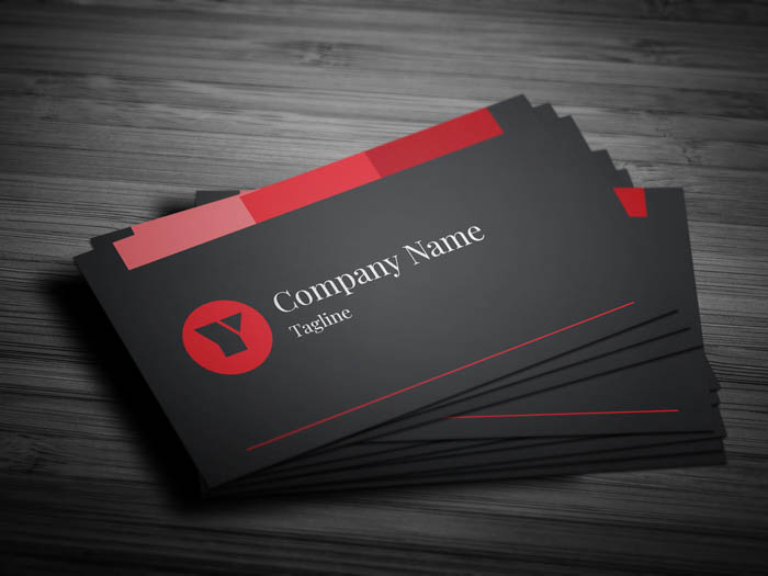 Event Specialist Business Card - Front